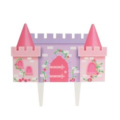 Gumpaste Kuchentopper Schloss, 145mm Party Box, Toddler Bed, Home Decor, Real Princess, Little Princess, Cupcake Liners, Kid Birthdays, Child Bed, Decoration Home