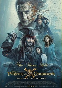 Film PIRATES OF THE CARIBBEAN: DEAD MEN TELL NO TALES