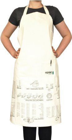 You can't forget these essential cooking tips... when you're WEARING them!