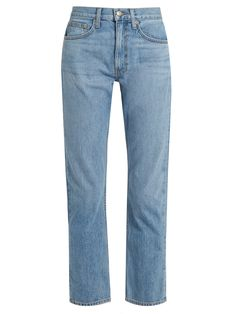 Wright straight-leg jeans   Brock Collection   MATCHESFASHION.COM UK