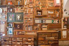 Oficina Gezo Marques Bookcase, Studios, Art Gallery, Home Decor, Offices, Home, Lisbon, Art Museum, Fine Art Gallery