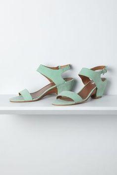 Suede Sorbet Sandals