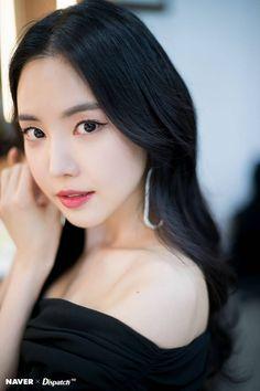 """Apink's Naeun fanmeeting """"The Naeun Day"""" photoshoot by Naver x Dispatch Ahn Jae Hyun, Kpop Girl Groups, Kpop Girls, Korean Beauty, Asian Beauty, Singer Fashion, Apink Naeun, Son Na Eun, Jung Il Woo"""