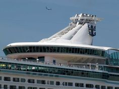 """""""Voyager of the Seas"""" cruise ship"""