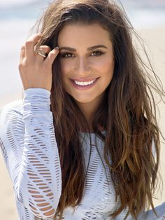 Lea Michele for Shape Magazine