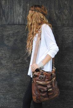 Love her bag!!