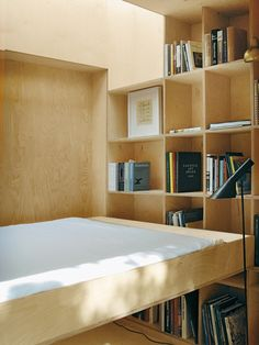 reading space, this one by Dorte Mandrup Arkitekter