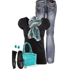 Comfi Outfit - fantastisch als juf