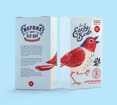 Förpackad -Blogg om Förpackningsdesign, Förpackningar, Grafisk Design » Pippi på kaffe - CAP&Design - Nordens största tidning för kreativa formgivare