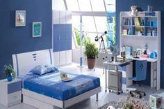 Blue Bedroom Designs