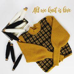 Onibon (@onibon_fashion) • Instagram photos and videos Instagram Fashion, Knitwear, Photo And Video, Knitting, Videos, Sweaters, Photos, Handmade, Color