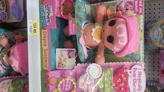 My Lalaloopsy Diaper Suprise Walmart Toy #chosenbykids