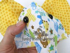 Elephant toy pattern design PHOTO tutorial!