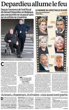 Affaire Depardieu : #LeParisien fait le point sur les déclarations