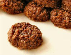 Healthy No Bake Cookies Recipe - Food.com - 137725