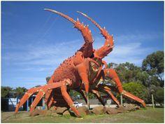 The Big Lobster 17 Princes Highway Kingston Se SA 5275