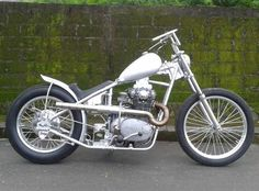 Yamaha XS 650cc chopper custom bali