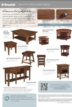 9 Pc Broyhill Attic Heirlooms Oak Rectangular Leg Table Table Dining Room  Set, Broyhill, Attic Heirlooms | If I Had A Million.