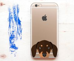 Dog Doggy Dachshund iPhone 7 Case iPhone 7 Plus Case by CaseGears