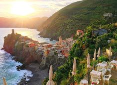 Cinque Terre, the basics – Bag To Reality