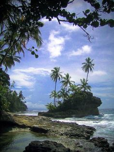 Puerto Viejo, Costa Rica Is this beautiful or what?   incredible.