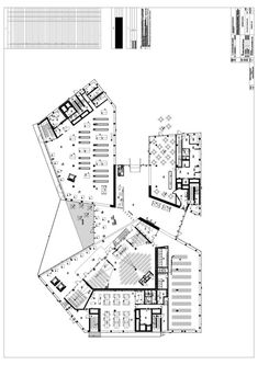 National Open Acceses Scholarly Communication and Information Center,Floor Plan