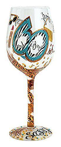 8b965eac0bb2 Lolita Glassware 60 And Sassy Wine Glass (GLS11-5534N)