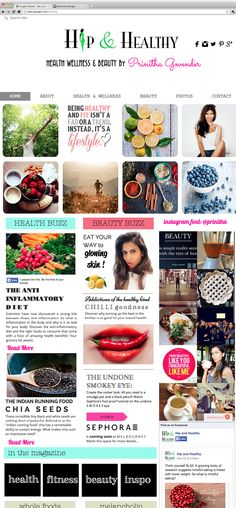 Hip and Healthy | Health Wellness and Beauty by Prinitha Govender