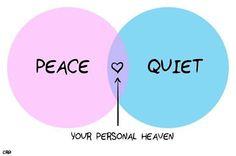 My personal heaven.