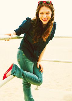 Kat Dennings - this chick is so cool!