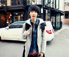Follow for more ulzzang boys!~~~~~~~~~~~~~~~~~~~Name: Song Chan Ho