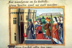 Paris, BnF, MS fr. 5054. In father's hands Paris, 1485.