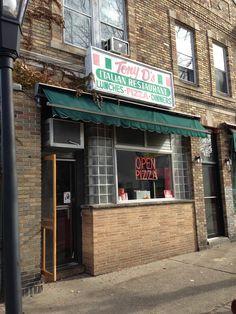Tony D's Italian Restaurant in Westwood, NJ