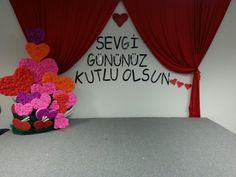 Sevgi Günü köşesi