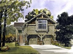 Carriage House Garage Apartment Plans plan 039g-0001 - garage plans and garage blue prints from the