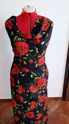 Top Sales ! #designer inspired #polka dot #made to order dress | Eu  MK84