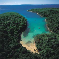 Island Rab, Croatia