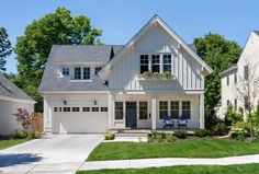 The charming cottage-style design by Peterssen/Keller Architecture won a BLEND award for its comfortable fit with older homes in the Minneapolis Kenwood neighborhood.