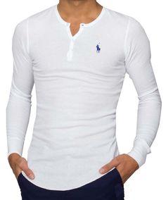 Ralph Lauren | Camisetas Camisas T-shirt Polo Ralph Lauren Fit Botones