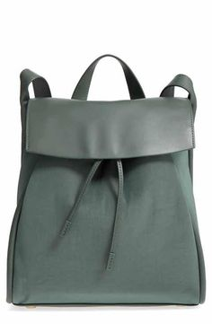 Skagen Ebba Leather Backpack