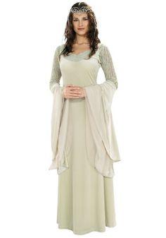 Adult Queen Arwen Costume