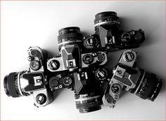 Nikon FM, FM2, FM2N, FE, FE2