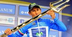 En una nueva demostración de poder, el ciclista colombiano se llevó la…