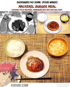 Shokugeki no soma recipes pinterest recipes egg benedict and food shokugeki no soma food wars forumfinder Image collections