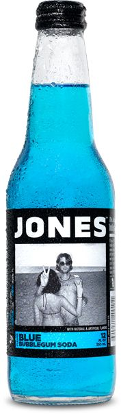 Love the idea of personalized Jones Soda bottles for a party/wedding!