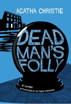Dead Man's Folly Graphic Novel adapted & illustrated by Marek - My favorite Author :: iPhone App