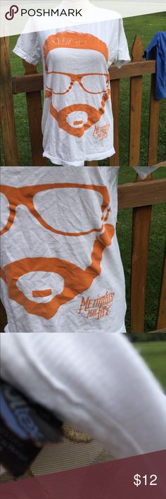 Memphis May Fire Band T Shirt Size Small Size small. No graphics on back. Be sure to view the other items in our closet. We offer  women's, Mens and kids items in a variety of sizes. Bundle and save!! We love reasonable offers!! Thank you for viewing our item!! Tultex Tops Tees - Short Sleeve