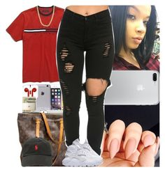 """""""Untitled #714"""" by msixo ❤ liked on Polyvore featuring Sterling Essentials, Louis Vuitton and Ralph Lauren"""