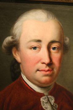 Christian Friedrich Graf zu Stolberg-Wernigerode. Der Sohn Heinrich Ernsts studierte in Halle. Mit seiner Frau Auguste Eleonore Gräfin zu Stolberg-Stolberg hatte er 5 Söhne und 5 Töchter.