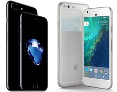 Google Pixel or Apple iPhone 7?